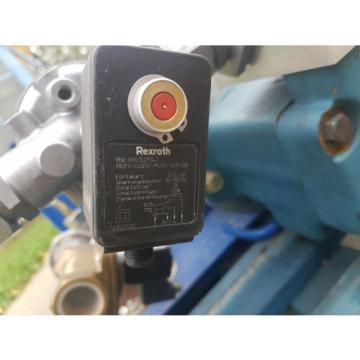 Bosch France Canada Rexroth Filter-Kühler-Einheiten ABUKG Hydraulikkühler Wärmetauscher