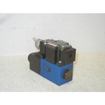 REXROTH Italy Canada 4WE6D61/EW110N9DA USED HYDRAULIC VALVE R978874053 4WE6D61EW110N9DA