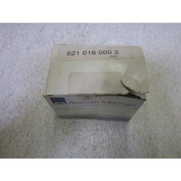 REXROTH Korea china 521 016 000 2 SEAL KIT *NEW IN BOX*