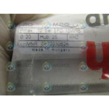 REXROTH USA Germany 0822010624 SHORT STROKE CYLINDER *NEW IN FACTORY BAG*