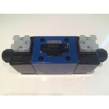 REXROTH Greece Greece 4WEJ33/CW110N9K4 DIRECTIONAL VALVE, 4/3, 'J' SPOOL, WITH 110V COILS