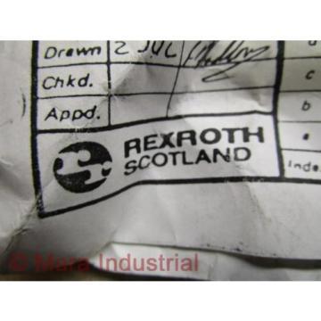 Rexroth Australia Germany 850719 Seal Kit - New No Box