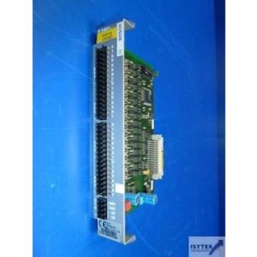 Bosch India India Rexroth SPS CL200 Baugruppe E 24V- 1070075924-106