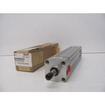 REXROTH Canada Egypt TASKMASTER R432022002 PNEUMATIC CYLINDER 200PSI NIB!!!