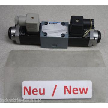 Mannesmann China USA Rexroth 4 WE 6 J53/AG24NK4 Hydraulikventil + Hydronorma GU35-4 24V