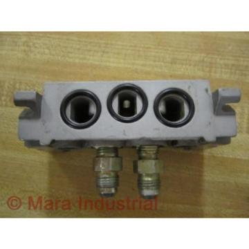 Rexroth France Egypt Bosch Group 1 825 503 813 Manifold - Used