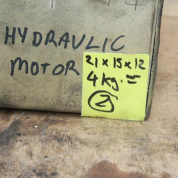 Rexroth Germany Dutch Hydraulik Nord GMP 125 610-H201 160 bar RN001 Hydraulic Motor