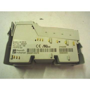 Rexroth Germany Russia Indramat 289297 , R-IB IL 24 DO 8 digital output mod - 60 day warranty
