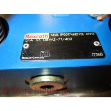 Rexroth Egypt Mexico Bosch Group R900974682 Manifold - New No Box