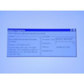 Bosch Greece china Rexroth IndraControl V VH2110.01 Handbediengerät