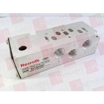 BOSCH Mexico Korea REXROTH R412005887 RQANS1