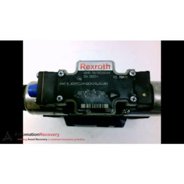 BOSCH USA Singapore REXROTH 4WE 6 J6X/EG24N9DK24L/V=AN, NEW* #194928