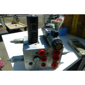 Rexroth Mexico Korea Hydraulikblock Steuerblock Wegeventil 4WE 6 J 62/EG00N9/62 SO875