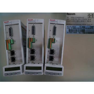Rexroth Japan Canada IndraDrive Cs HCS01.1E-W0006-A-02 R911325243 Servoantrieb  8-4  #981