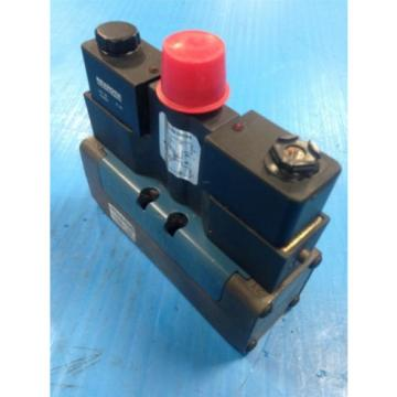 REXROTH USA Canada GS-020052-00909 SOLENOID VALVE 24VDC NEW NO BOX U4