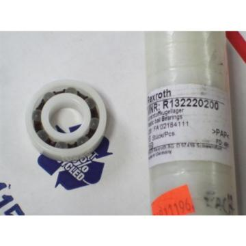 R132220200 China Greece REXROTH PLASTIC BALL BEARING SINGLE ROW 1 3/8HEIGHT 9/16DIA 7/16W