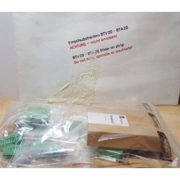*NIB*REXROTH India Australia INDRAMAT SYSTEM200 BTA20.2-NB-FP-VB-BS DRIVES&CONTROLS+INS0645/K01
