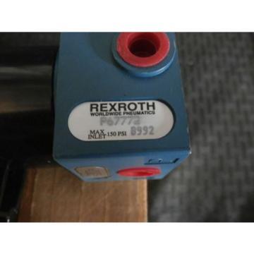 Rexroth, Egypt Singapore P67772, Control Valve