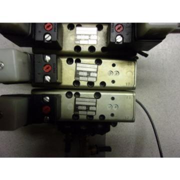 Rexroth Germany Mexico Ceram (2) GT-10061-2440 (2) GT10032-2626 Valve Assembly *FREE SHIP*