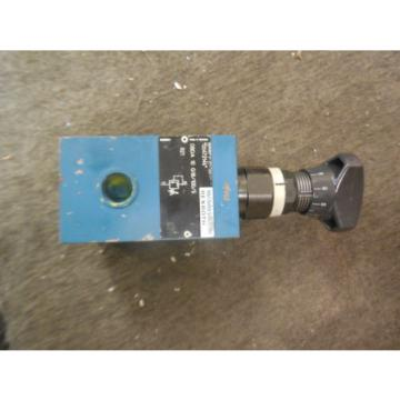 NEW India Egypt REXROTH PRESSURE CONTROL VALVE DBDA10G18/100/5