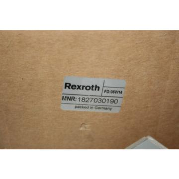 NEW Canada Italy Bosch Rexroth DDL Field Bus RMV-DDL-E Module 1827030190 BRAND NEW IN BOX NIB