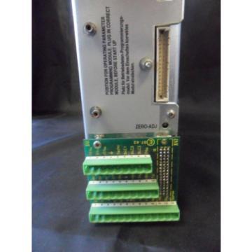 Nice Dutch Dutch Bosch Rexroth INDRAMAT TDM 3.2-20-300-W0 A.C Servo Controller