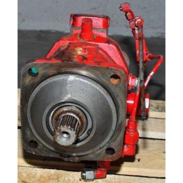Rexroth Italy Canada Hydraulikmotor A6VM107