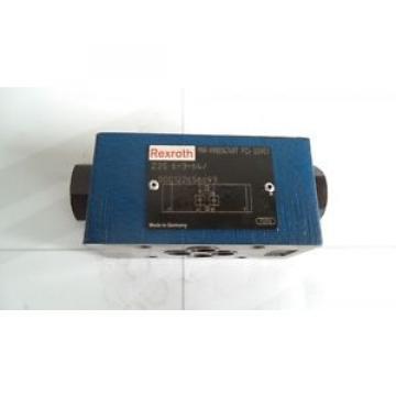 Valvola Egypt Egypt antiritorno Bosch Rexroth Idraulica Z2S 6-3-64 R900347497