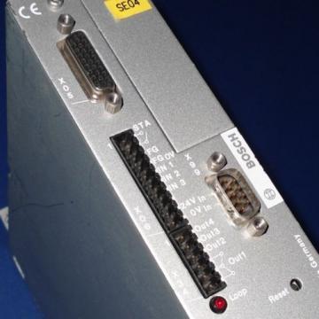 BOSCH Japan Mexico REXROTH DIGITAL SERVO DRIVE DM 30K 1101-D / V 0.48 SOFTWARE