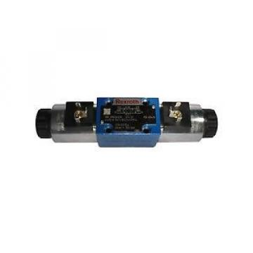 R900561278 Italy Italy 4WE6E6X/EG24N9K4 Magnetwegeventil Bosch Rexroth directional valve