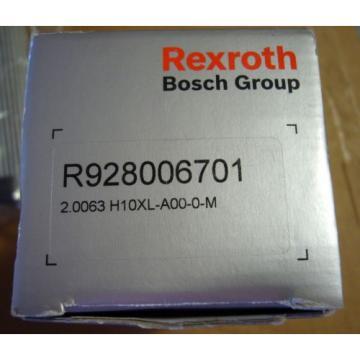 Lot Dutch Australia of 2 Bosch Rexroth Filters R928006701 2.0063 H10XL-A00-0 160mm x 50mm 350LEN