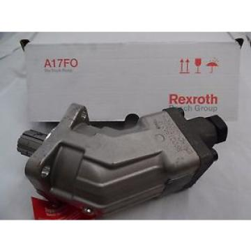 REXROTH Canada USA A17 PISTON PUMP