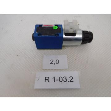 Rexroth France Egypt 4WE 6 Y62/EG24NK4, R900921732, Directional control valve 4/2 unused