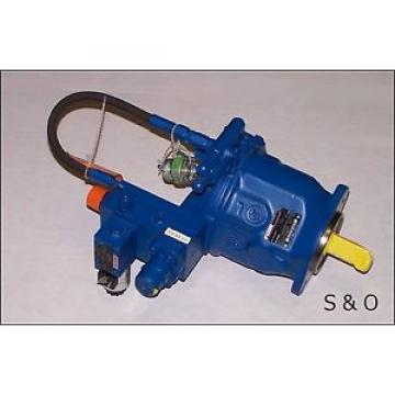 BOSCH Australia Mexico REXROTH Verstellpumpe A10VSO 45 mit Pumpenabsicherung #90002-6