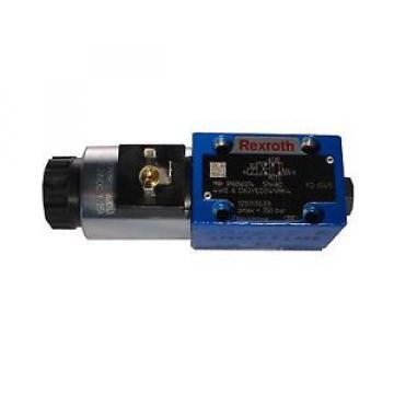 R900561274 Japan Egypt 4WE6D6X/EG24N9K4 Magnetwegeventil Bosch Rexroth directional valve