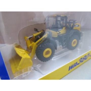 New Komatsu Official Model WA380-8 Wheel Loader diecast 1/87 Rare Item Japan F/S