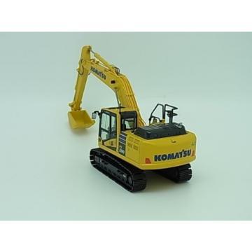 1/50 Komatsu PC200-10 Excavator Shovel Diecast Model Japan Spec KOMATSU