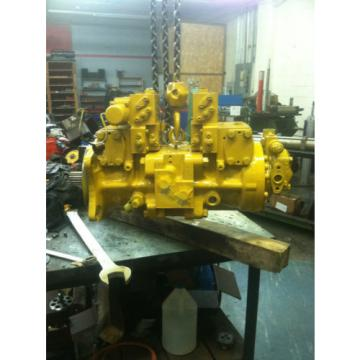 komatsu pc 150-5 main hydrulic pump