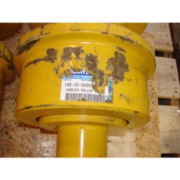 *NEW* Komatsu Dozer Top Carrier Roller Assembly for D475A, P/N: 198-30-00691