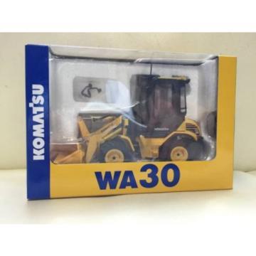 New Miniature 1/32 Komatsu KOMATSU wheel loader WA30-6 BOX from Japan diecast
