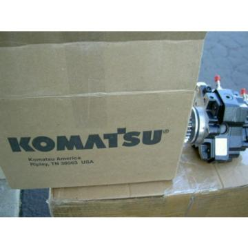 New in Box Komatsu R6754-72-1012  Diesel Fuel Injection Pump Assembly RMAN