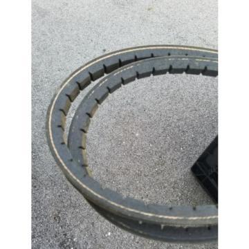 (2) belts 04121-22262 Komatsu V-Belt. New