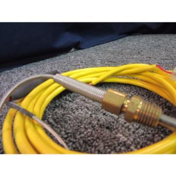 KOMATSU ELECTRIC TEMPERATURE TRANSMITTER 500628C91 SENSOR WRECKER TRUCK NEW