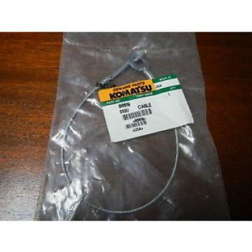 New  Komatsu   # 86619 Brake Cable         ****NOS***