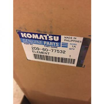 KOMATSU GENUINE FILTER ELEMENT 2096077532