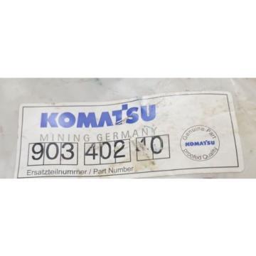 New Komatsu Mining Germany Manipulator Assy 903 402 40 / 90340240