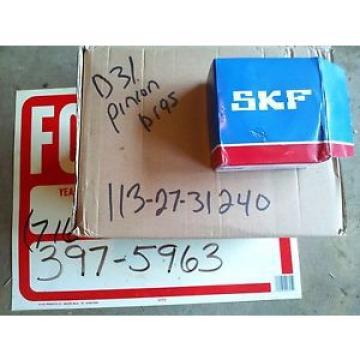 New Komatsu D31 and ?? final drive pinion shaft small bearing 113-27-31240