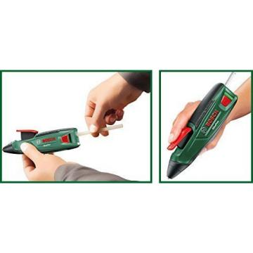 Bosch Cordless Power Battery Glue Gun Gluing Pen DC3.6V Gluepen from Japan New