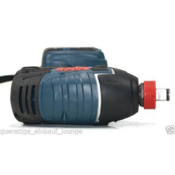 Bosch Cordless impact drill GDX 18 V-LI Professional,Solo,Blue CLICK & GO