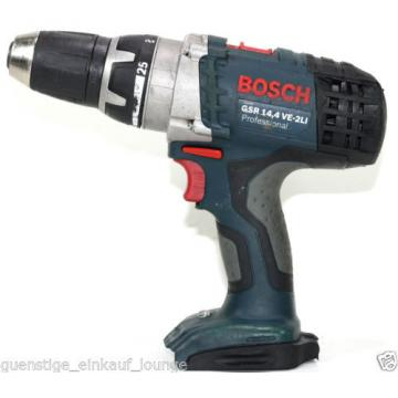 Bosch trapano batteria GSR 14,4 VE-2 LI Solo Professionale